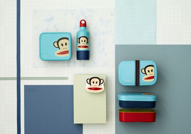 Feeling blue? Put a smile on your face with our Paul Frank collection.  Design by Room Copenhagen