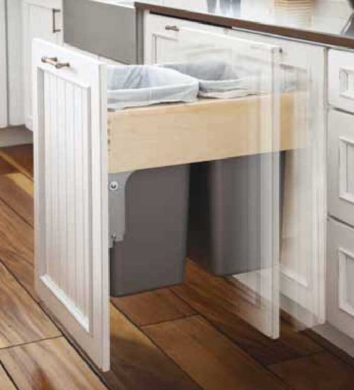 8 Best Kitchen Bin Cupboard Images On Pinterest Kitchen