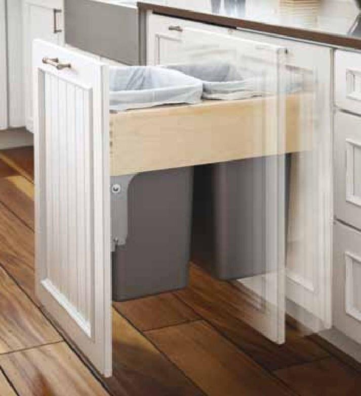 Kitchen Bin Cupboard