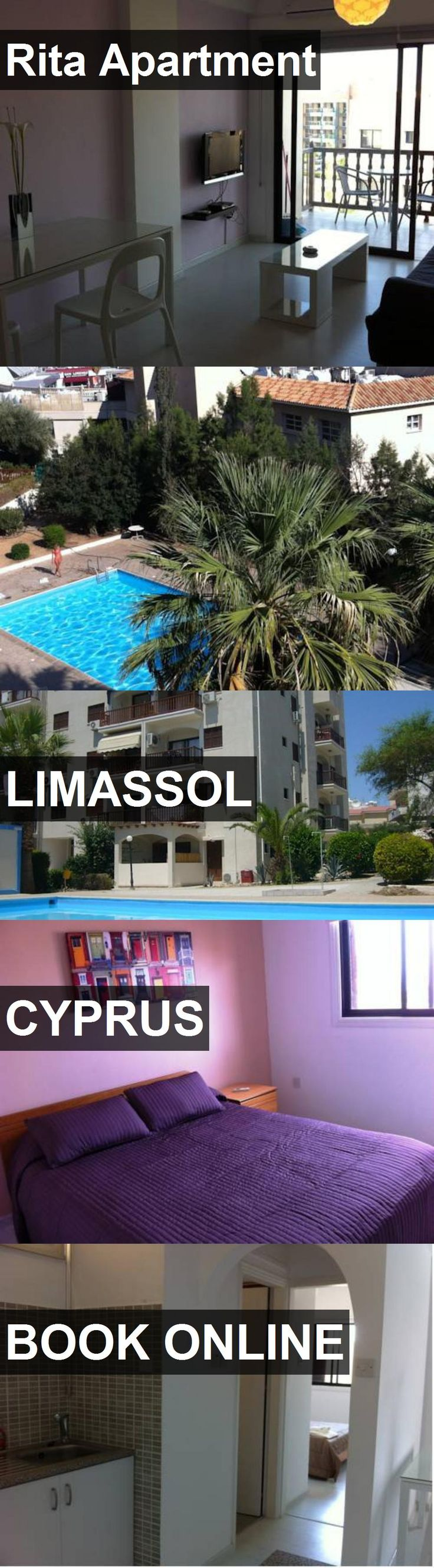 Rita Apartment in Limassol, Cyprus. For more information, photos, reviews and best prices please follow the link. #Cyprus #Limassol #travel #vacation #apartment
