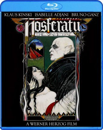 Nosferatu The Vampyre [Blu-ray] - Werner Herzog's retelling of the German Expressionist silent film is a study in horror and romance intertwined.