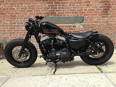 2012 harley davidson sportster 48   2012 Harley Sportster 48, Forty Eight, Bobber, Cafe Racer, Custom ...