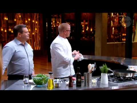 Heston Blumenthal shows us how to make the perfect steak, every time! As featured on MasterChef Australia 2013.