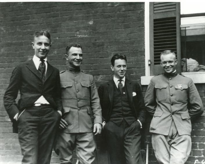 Eisenhower transcontinental military convoy - Dwight D. Eisenhower - Wikipedia