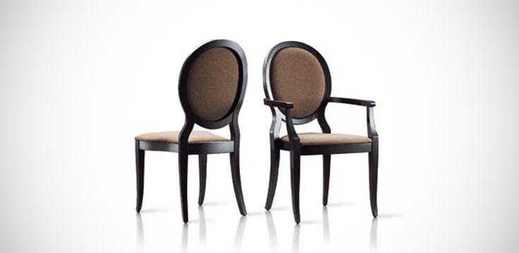 Tati classic chair by Veneta Sedie