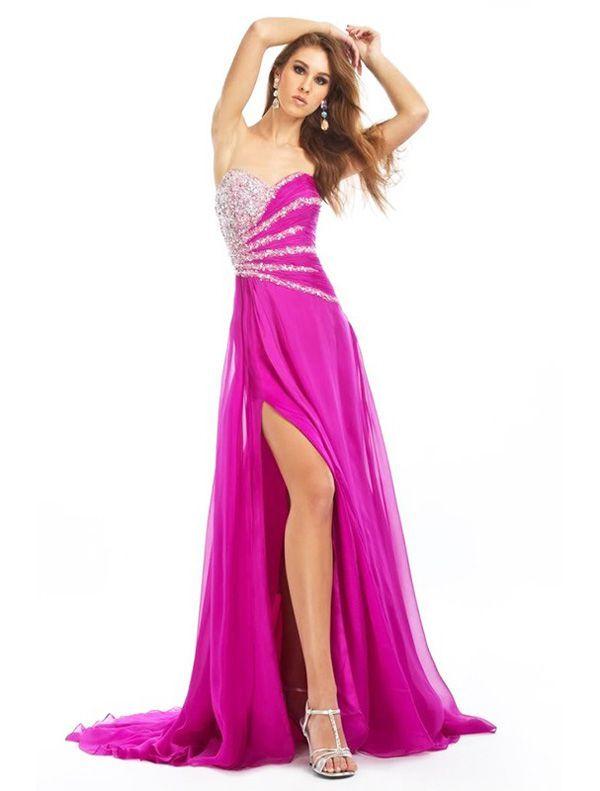 purple dresses for juniors