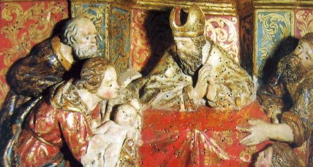 Sgraffiato – Come si producevano le mirabili e morbide stoffe di legno delle statue | Stile Arte