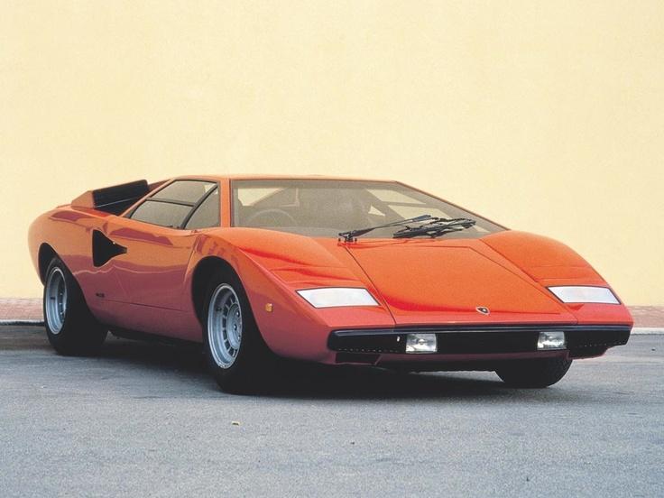 1976 Lamborghini Countach Lp400 Amazing Ideas