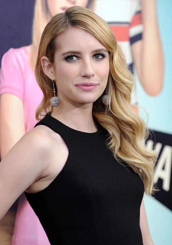 Emma Roberts' Perfect Eye Makeup — Get Her Look