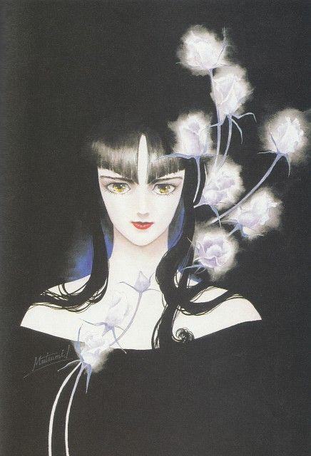 Art by manga artist Mutsumi Inomata.