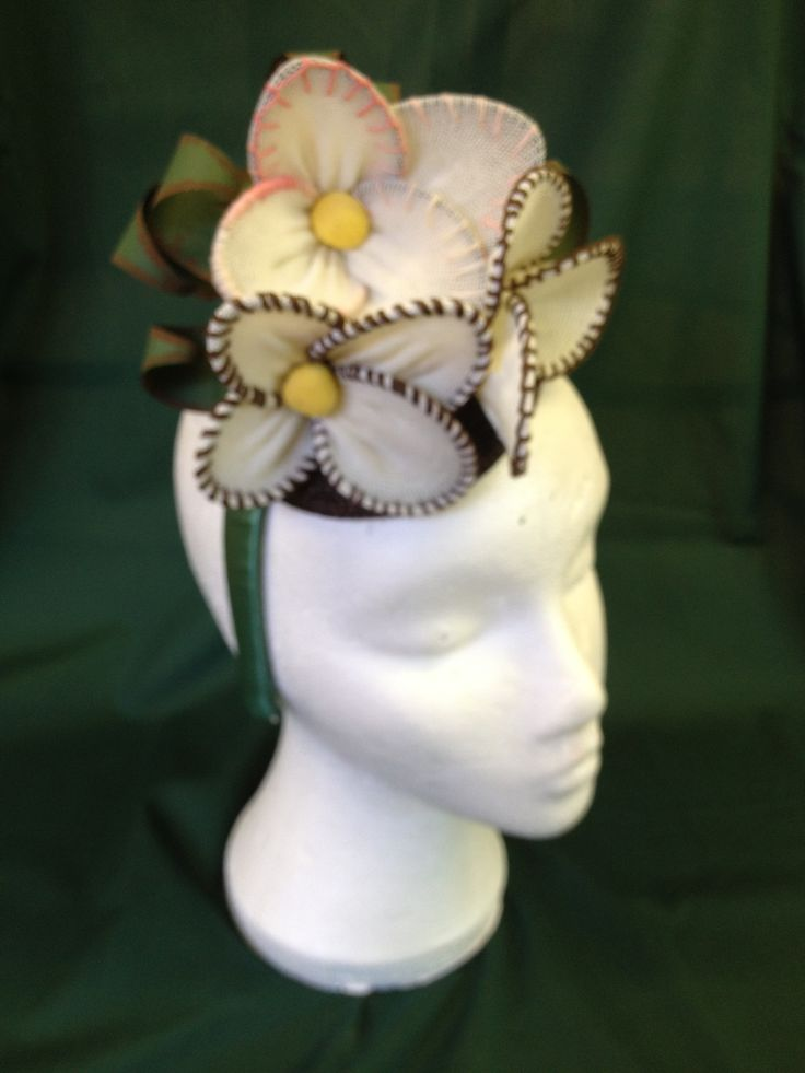 Millinery by the TY students of Saint Louis High School in Rathmines 2011