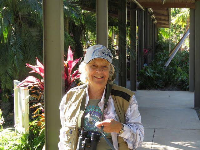 Bird Photos, Birding Sites, Bird Information: SHARON & KENYA AT NAPLES BOTANICAL GARDEN, NAPLES,...