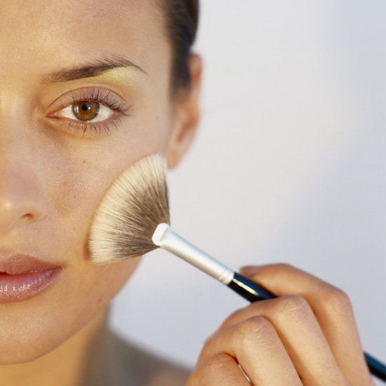 How to Use a Fan Brush to Apply Makeup | POPSUGAR Beauty