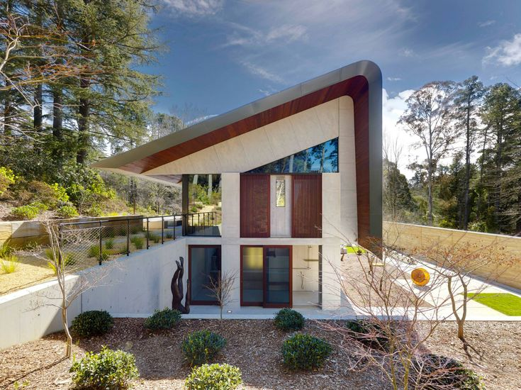 Pirramimma House by Peter Stutchbury Architecture