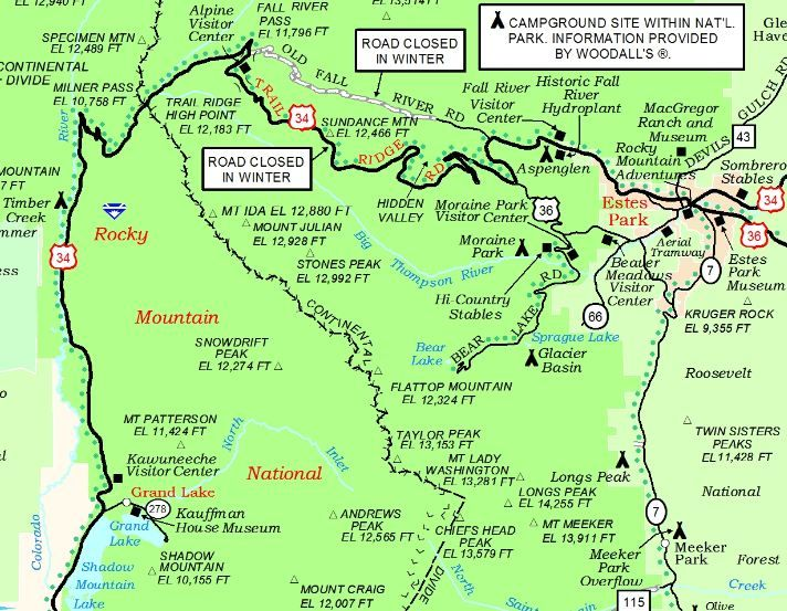 Scariest drives: Trail Ridge Road – Rocky Mountain ...