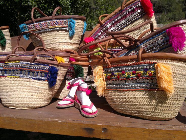 Gipsy ibiza Bags....available on @flordevidaibiza