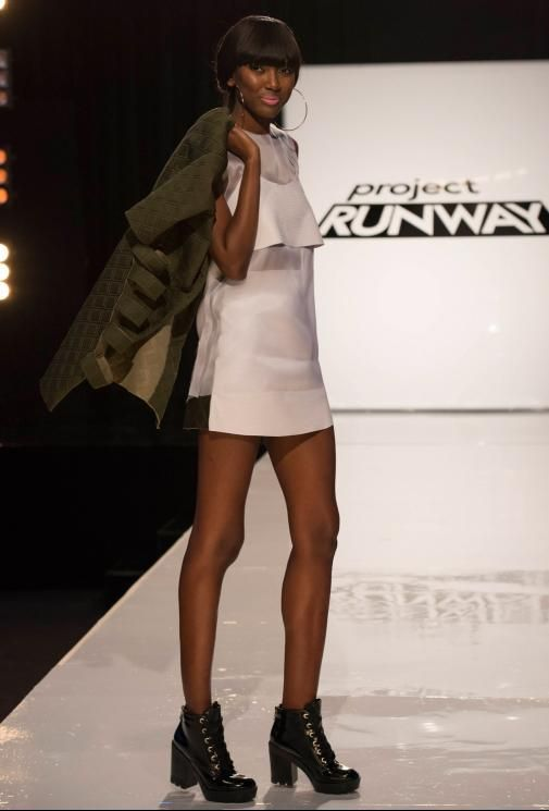 Project Runway Season 13 Rate the Runway Kristine Guico Episode 3 Look