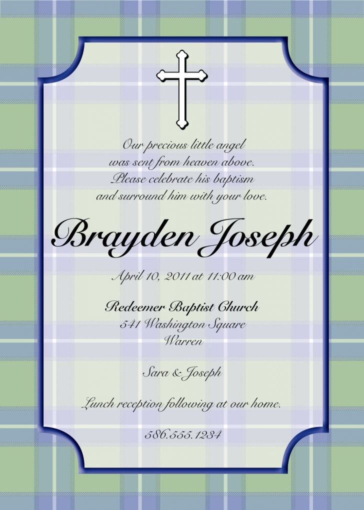 baptism invitations in spanish | Baptism Invitation ...