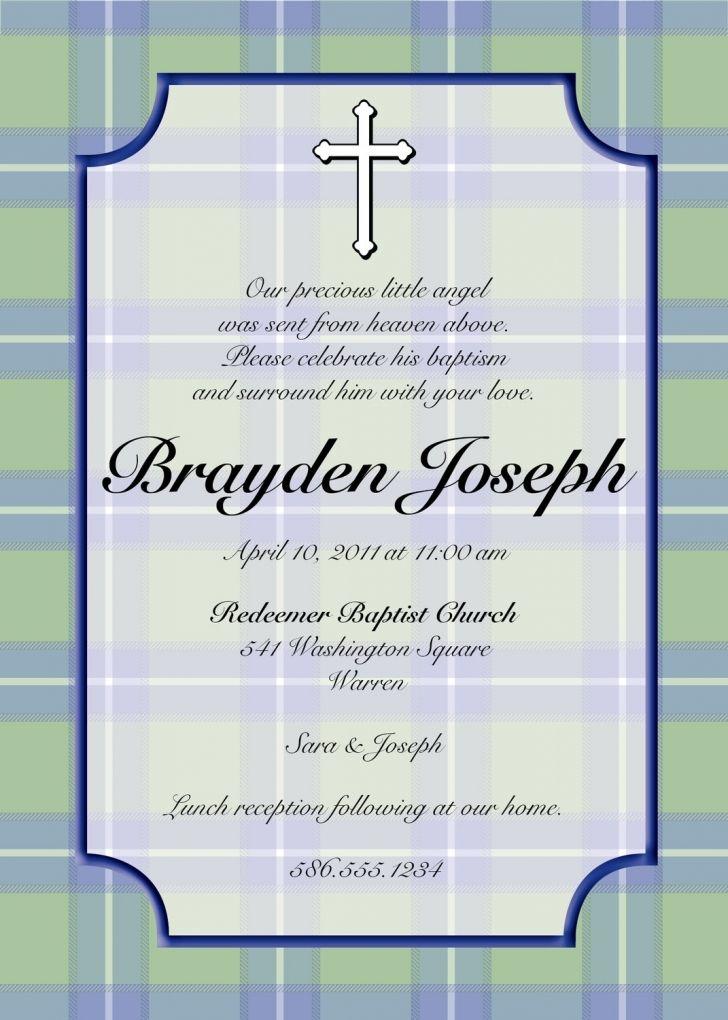 Baptism Invitations In Spanish Baptism Invitation