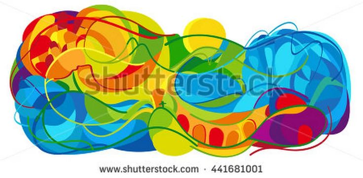 Rio. Summer Games 2016 Abstract Colorful Background. Rio Brazil 2016 Wallpaper. Summer Color Of Athletic Games Modern Illustration. Summer Sport Brazil For Art, Print, Web, Advertising Olympian Games. - 441681001 : Shutterstock