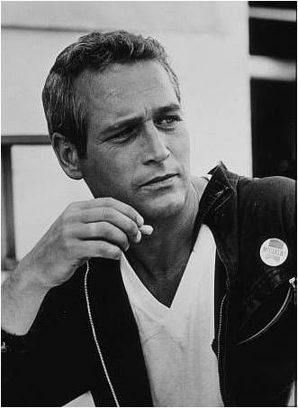 Paul Newman..one of my favorite actors of all time and very handsome..love his eyes..good man!