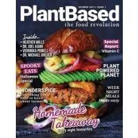 PlantBased Magazine Subscription UK Offer