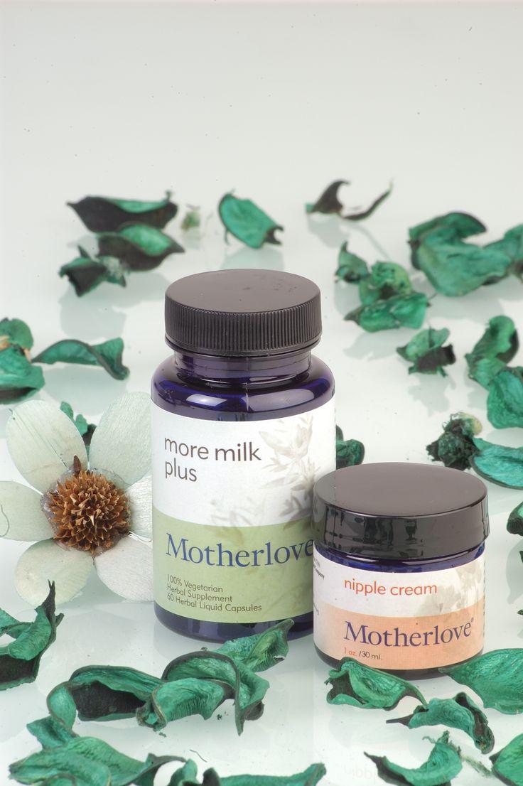 Το Μotherlove More Milk plus και η Motherlove Nipple Cream είναι οι καλύτεροι σύμμαχοι για τις νέες μητέρες που αντιμετωπίζουν προβλήματα στο θηλασμό
