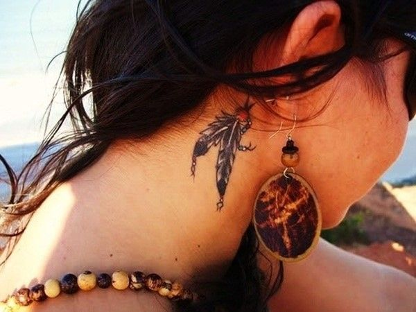 113 Mesmerizing Native American Tattoos cool