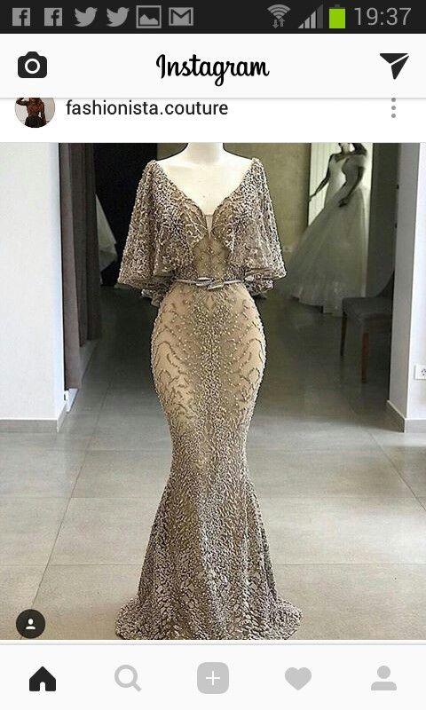 0be385fbbb8b5 Formal long dress/classic dress/retro fashion/retro classic dress ...