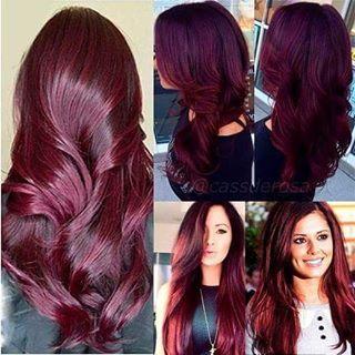 El rojo es uno de los colores mas esperados para esta tendencia 2017, estarán muy de moda los colores rojos y colores intensos,  prepárate para tener un cambio muy padre y luzcas pelirroja.