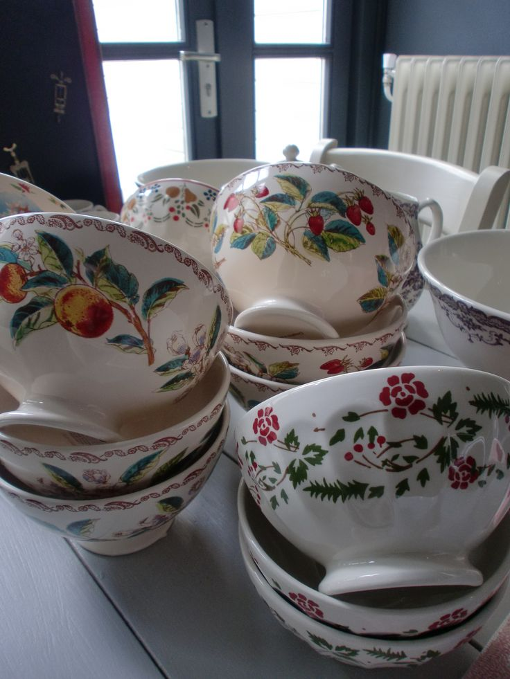 New collection Autumn/Winter Comptoir de Famille from www.originated-shop.nl: beautiful bowls