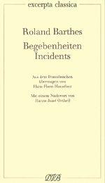 Begebenheiten/Incidents