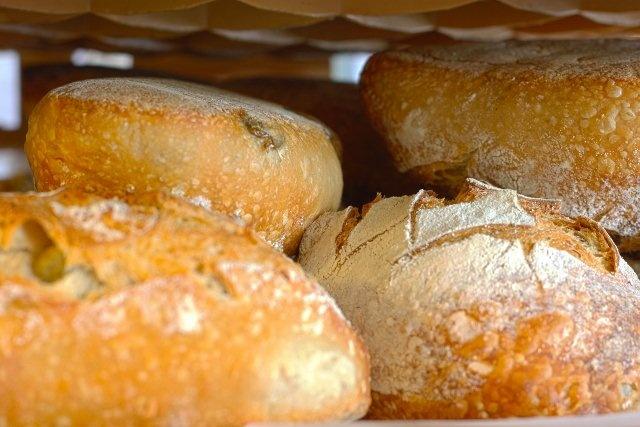 #Ambachtelijk brood van de Veldkeuken in Amelisweerd
