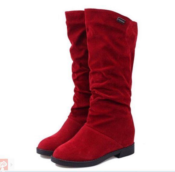 Fashion Women's Martin High Winter Warm Heels Snow Ankle Boots Shoes Popular | eBay