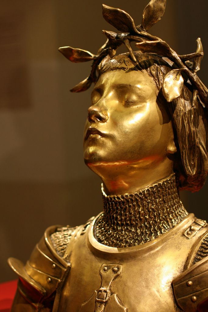 Joan Of Arc Flickr Jeanne Darc Statues Pinterest Saints