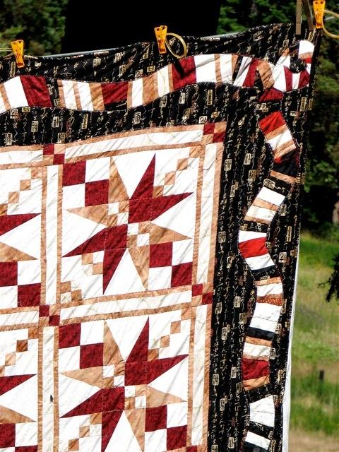 155 best Quilt Border Ideas images on Pinterest | Creative ... : pinterest quilt borders - Adamdwight.com