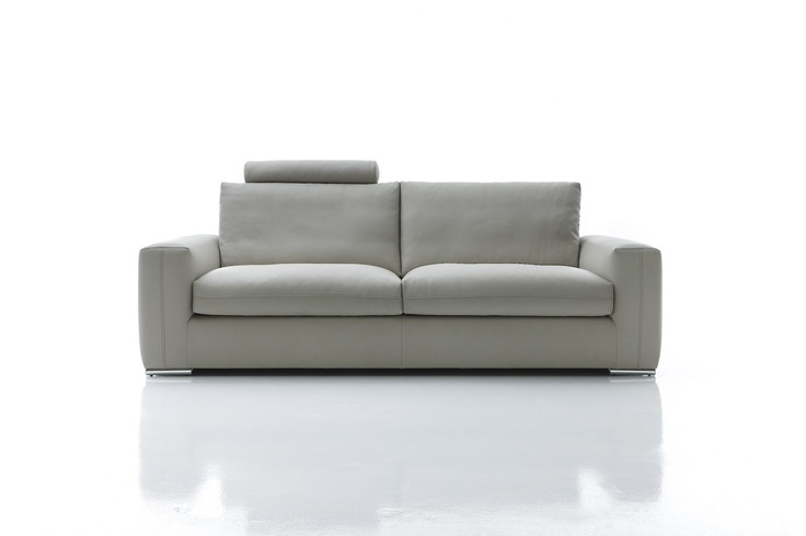 divano due posti grande in pelle Charles - Tino Mariani http://www.tinomariani.it/prodotti/charles.html