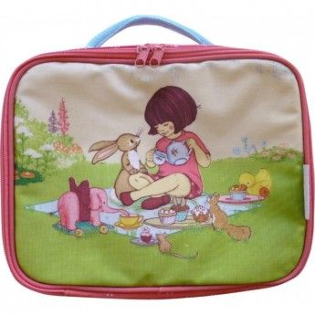 Tea Time Lunch Bag by Belle & Boo