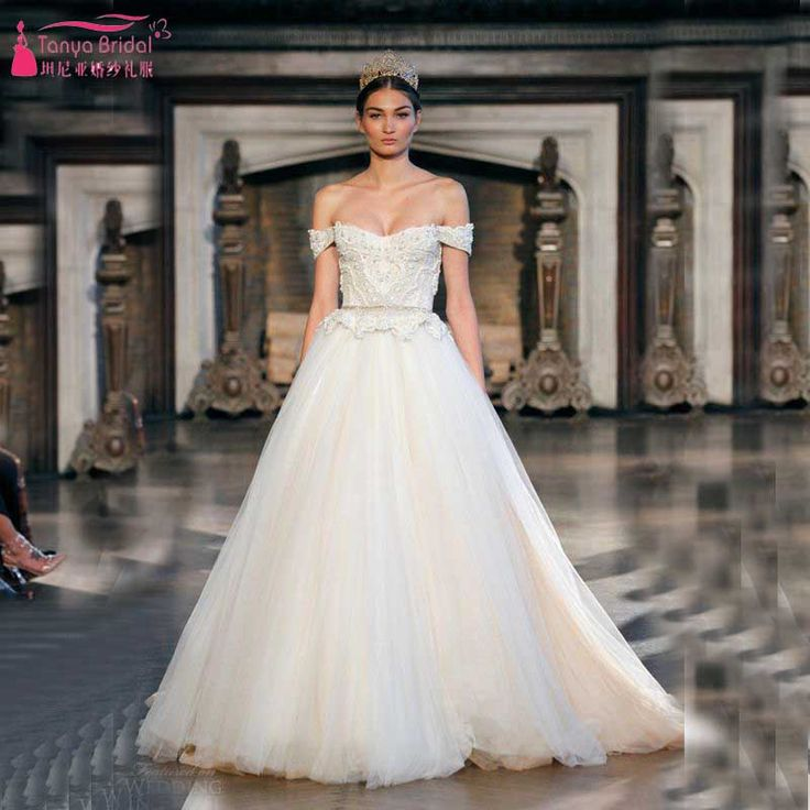 629 Best Wedding Dresses Images On Pinterest