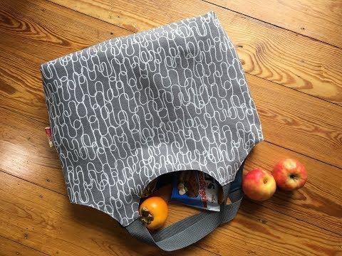 die besten 25 umh ngetasche stoff ideen auf pinterest umh ngetasche n hen beuteltaschen. Black Bedroom Furniture Sets. Home Design Ideas