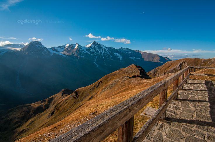 Großglockner by Raghunath Rajaram on 500px.  Snowcapped peaks in Austria.