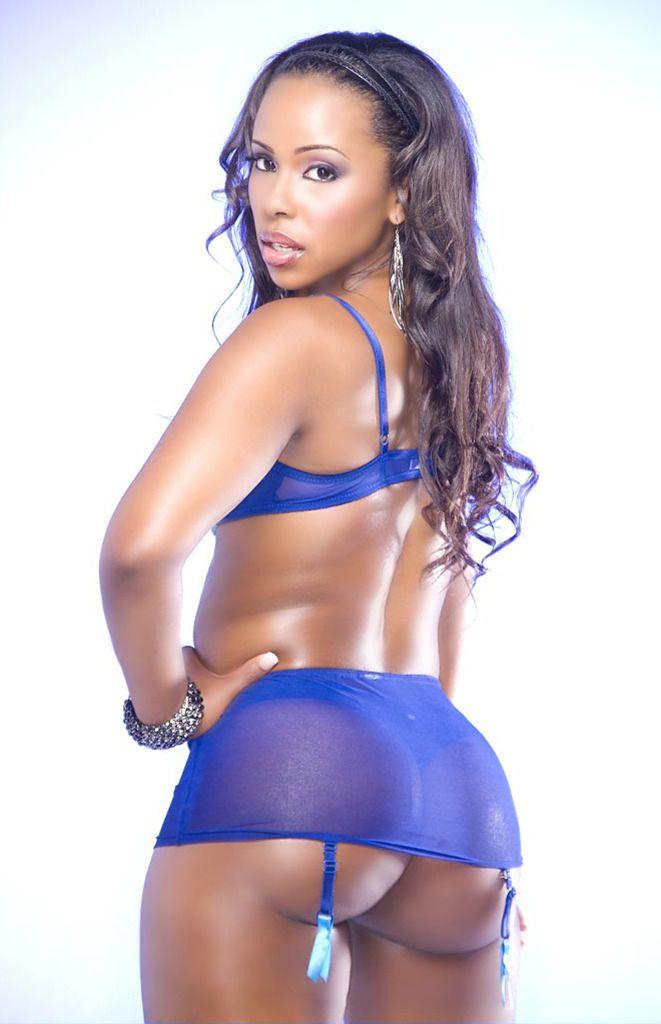 Slim Thick Big Booty Ebony