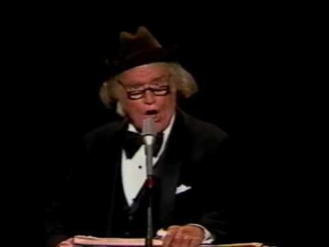 "Frogs by Red Skelton-I used to go around the house saying ""FROGS! FROGS!"" Well, my sister would get off work about 11pm and one night she came in and put a frog down my gown!!! I never sang it again!! LMAO"