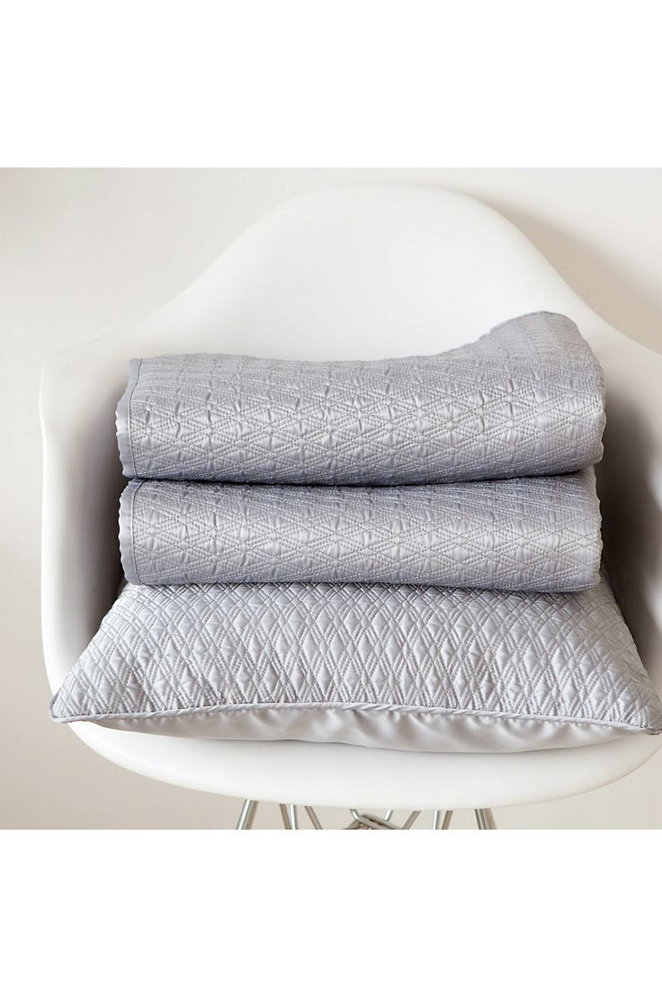 Zara Home Zara Home, Sengeteppe Paisley Embroidered i fargene Lys grå innen Hjem - Enkeltseng - Ellos
