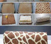 Recette gateau girafe thermomix