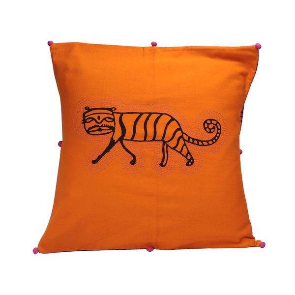 Tiger Oak Kitchen Cushion Chairs