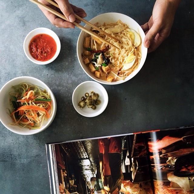 Thai Curry Noodles / Rick Poon