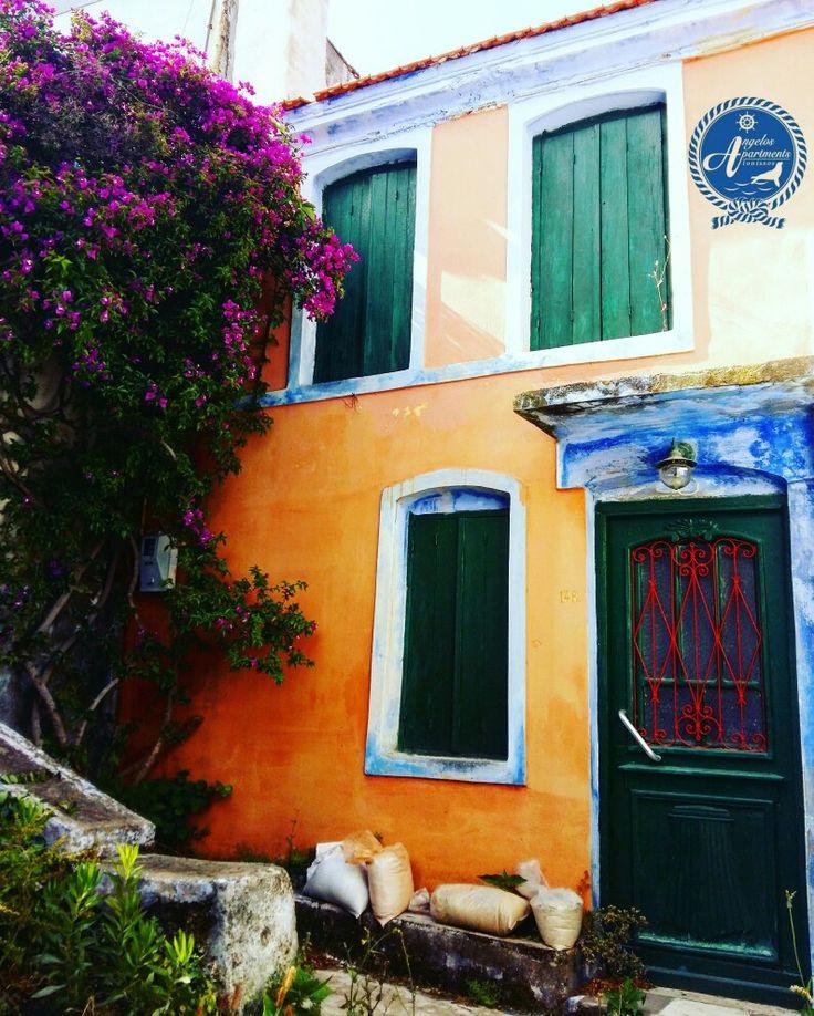 Old village of Alonissos! ! 👏🌞🏡 #angelos_apartments #Alonissos #Sporades #Greece #greekislands #discoveralonissos #visitalonissos #island #old_village #chora #summer2016