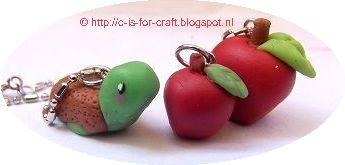 Zelf luchtdrogende klei maken (en appeltjes) - Fimo- en ander creatief gefröbel