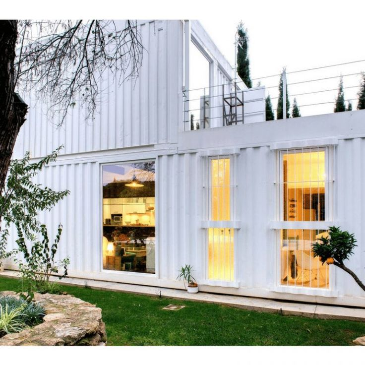 CDB2016 SHIPPING CONTAINER HOME 50 best Casa